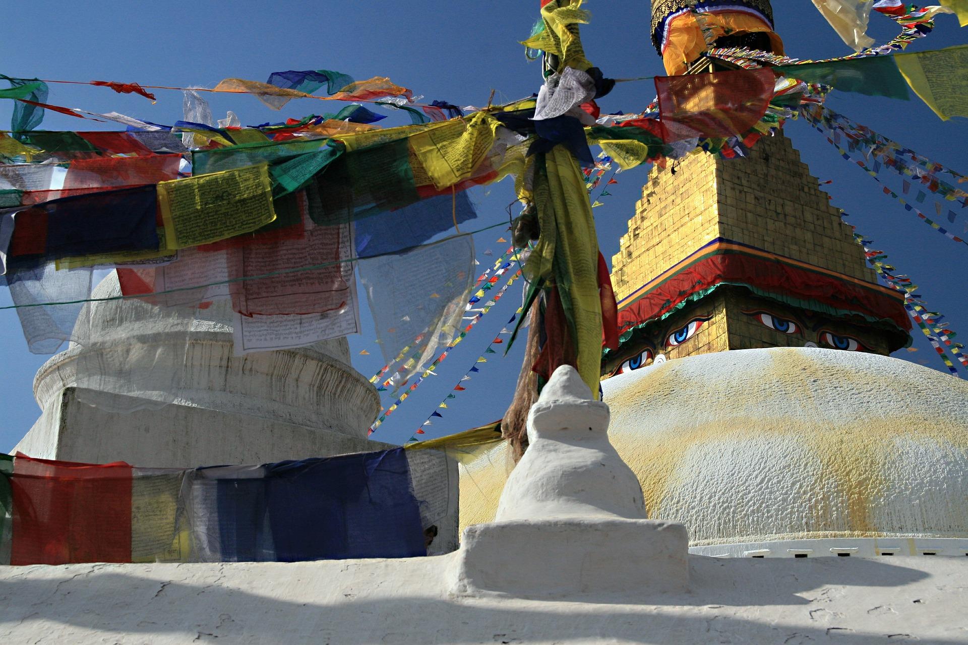 Michel Pascal Meditation Retreat Kathmandu May 2019