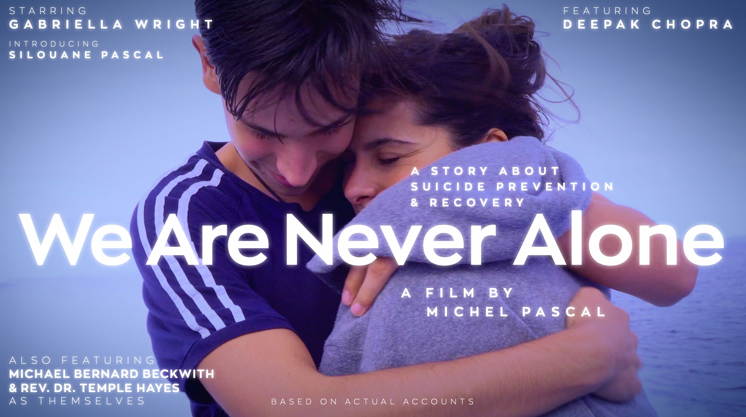 We are Never Alone film poster